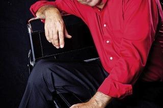 """Frank Sauer mit seinem Programm """"Mit Vollgas in die Sackgasse"""""""