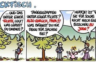Lucy Backfisch: Zapfen