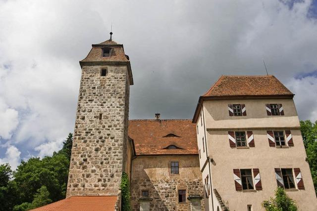 Traum und Alptraum zugleich: Wohnen im mittelalterlichen Schloss