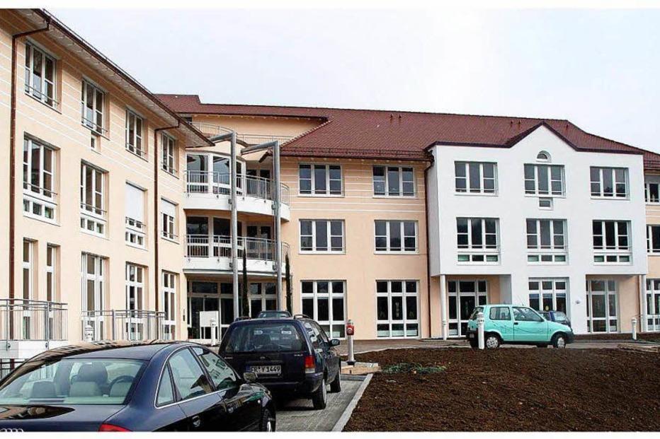 Seniorenheim St. Marien (Ettenheimm�nster) - Ettenheim