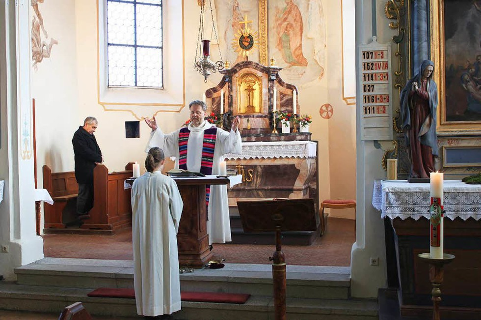 Marienkirche (Boll) - Bonndorf
