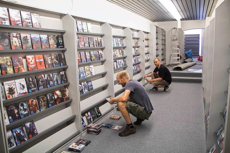 Videothek Videorent (geschlossen) - Freiburg