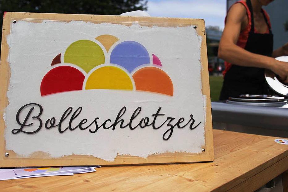 Bolleschlotzer Popup-Eisdiele - Freiburg