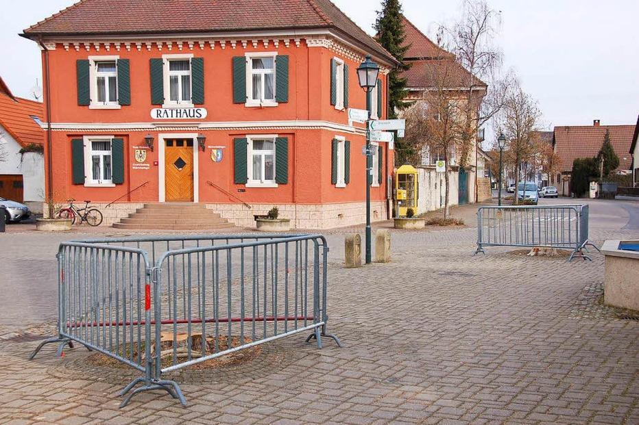 Brunnenplatz (Niederrimsingen) - Breisach