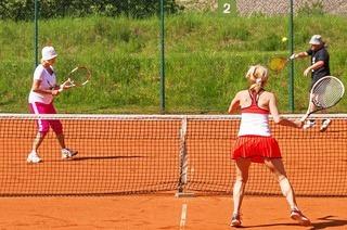 Tennisplatz TC Grafenhausen