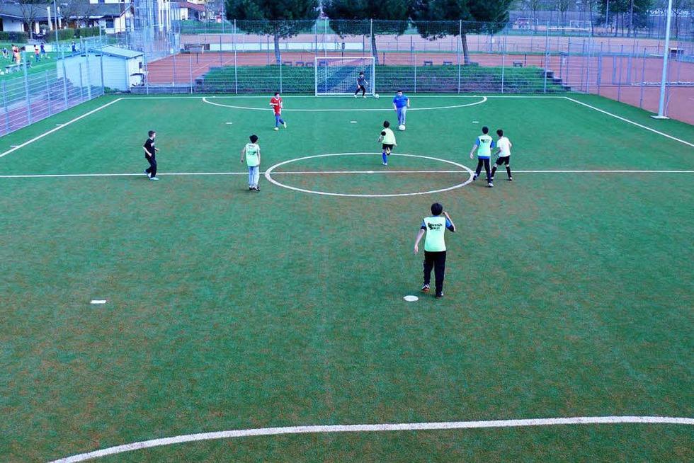 Futsal-Platz PSV (St. Georgen) - Freiburg