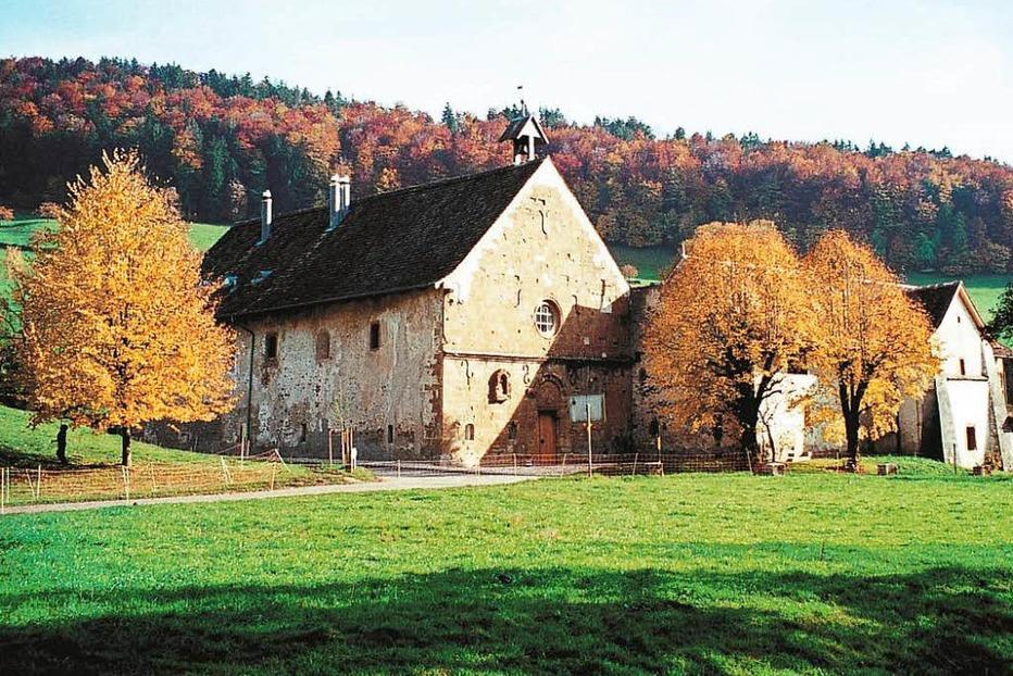 Kloster Sch�nthal - Langenbruck