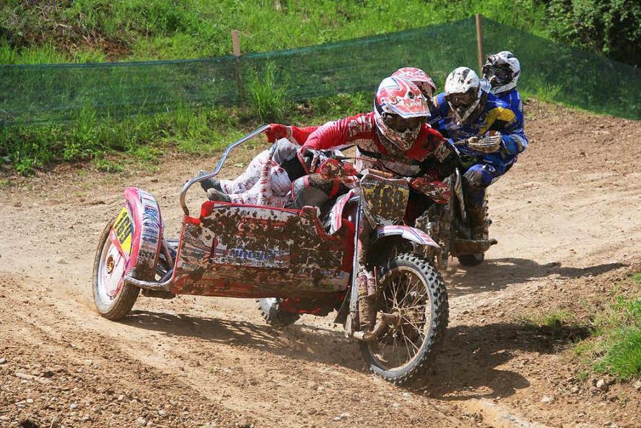 Motocrossgelände - Schopfheim