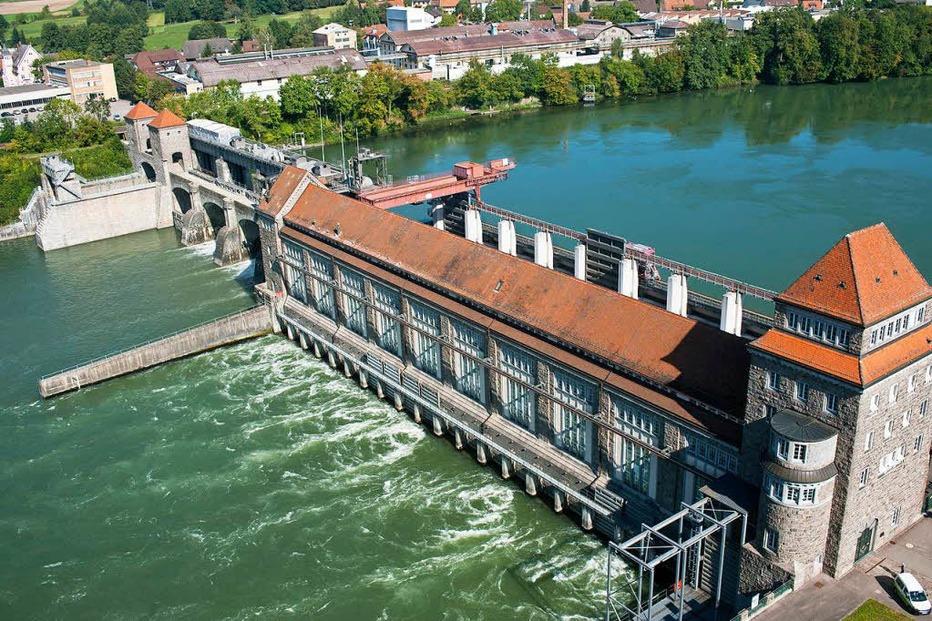 Kraftwerk Laufenburg - Laufenburg (Baden)