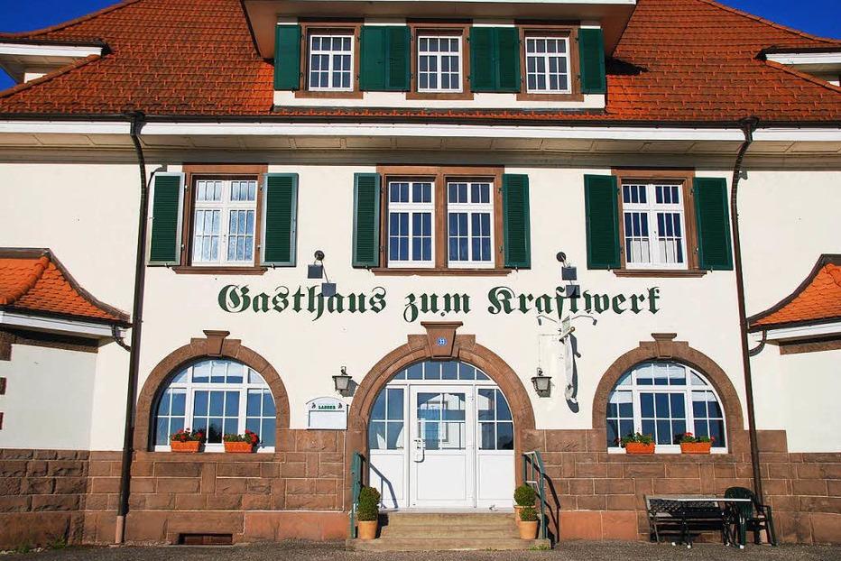 Gasthaus Kraftwerk - Grenzach-Wyhlen