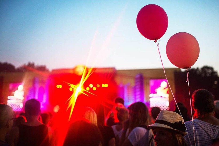 Fotos: Lollapalooza-Festival 2016 in Berlin