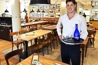 """""""Tialini"""" am Augustinerplatz punktet mit Pizza und Terrasse"""