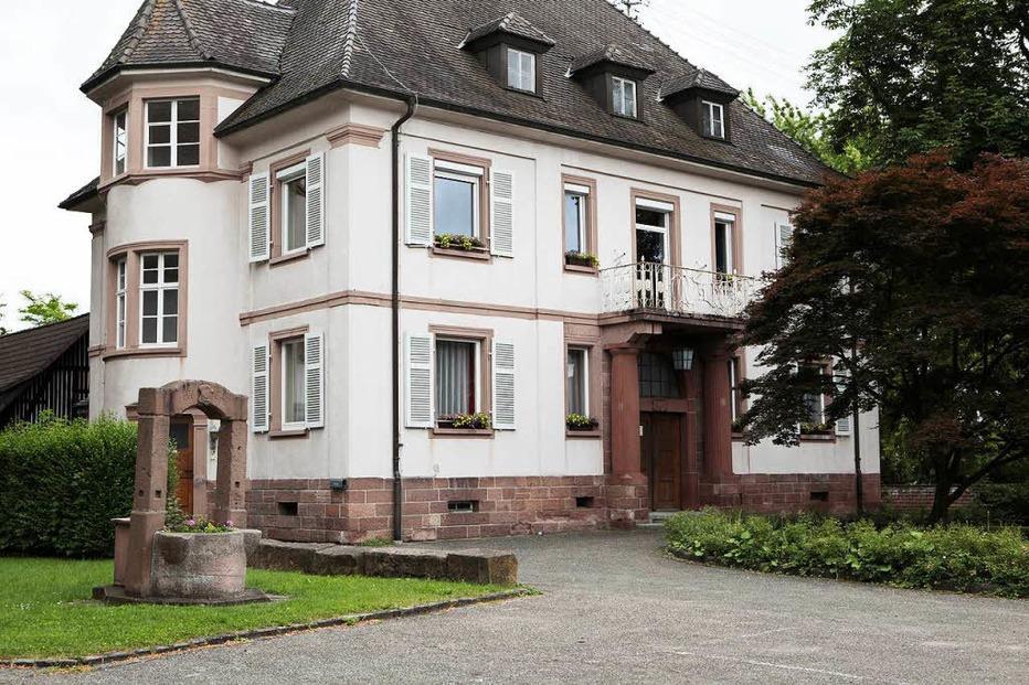 Rathaus - Schwanau