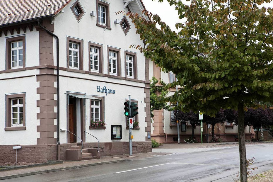 Rathaus Allmannsweier - Schwanau