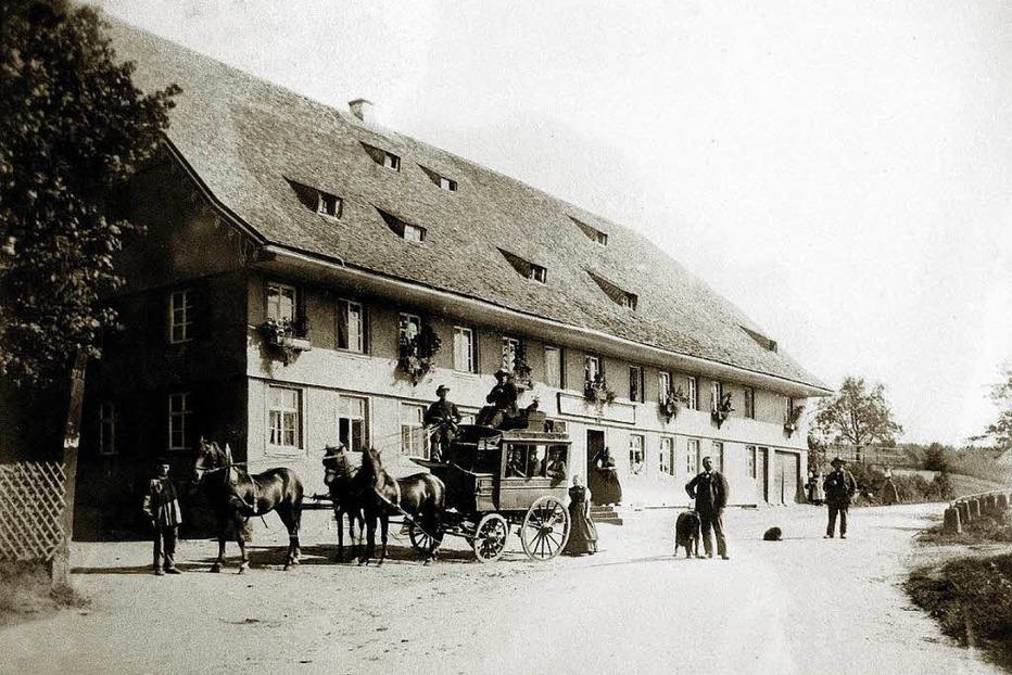 Hotel-Gasthaus Hirschen - St. Märgen