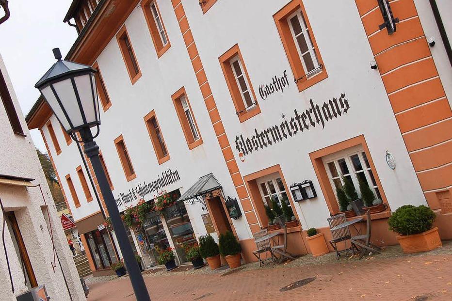 Gasthaus Klostermeisterhaus - St. Blasien