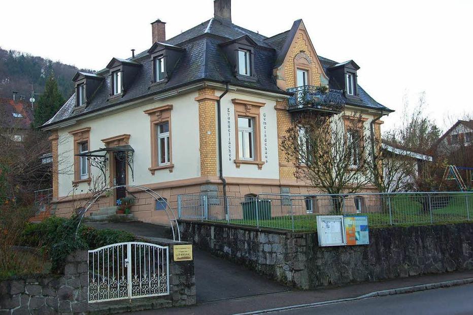 Luthersaal - Kandern