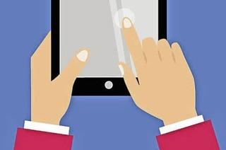 Tablet - der ideale Computer für die Reise und das Sofa zu Hause