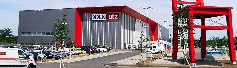 Der XXXLutz in Freiburg