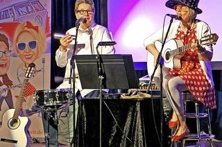 Schlagershow mit Gabriele und Alexander Russ in Badenweiler