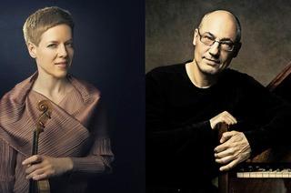 Isabelle Faust und Andreas Staier im Kursaal Bad S�ckingen