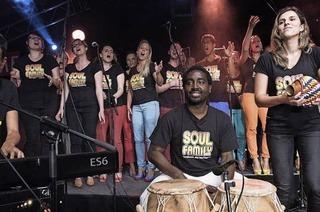 Soul, Pop und Bossa Nova, pr�sentiert im Gottesdienst in der Stadtkirche