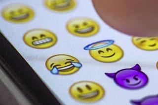 Emojis machen Nachrichten bunter