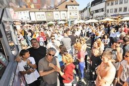 Fotos: So sch�n war das BZ-Foodtruck-Fest in Emmendingen