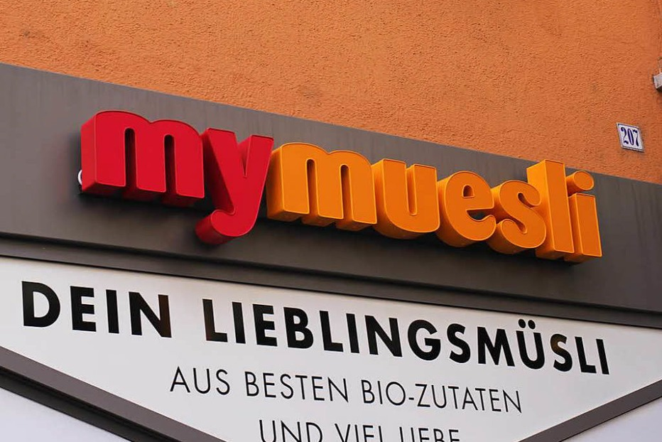 MyMuesli - Freiburg