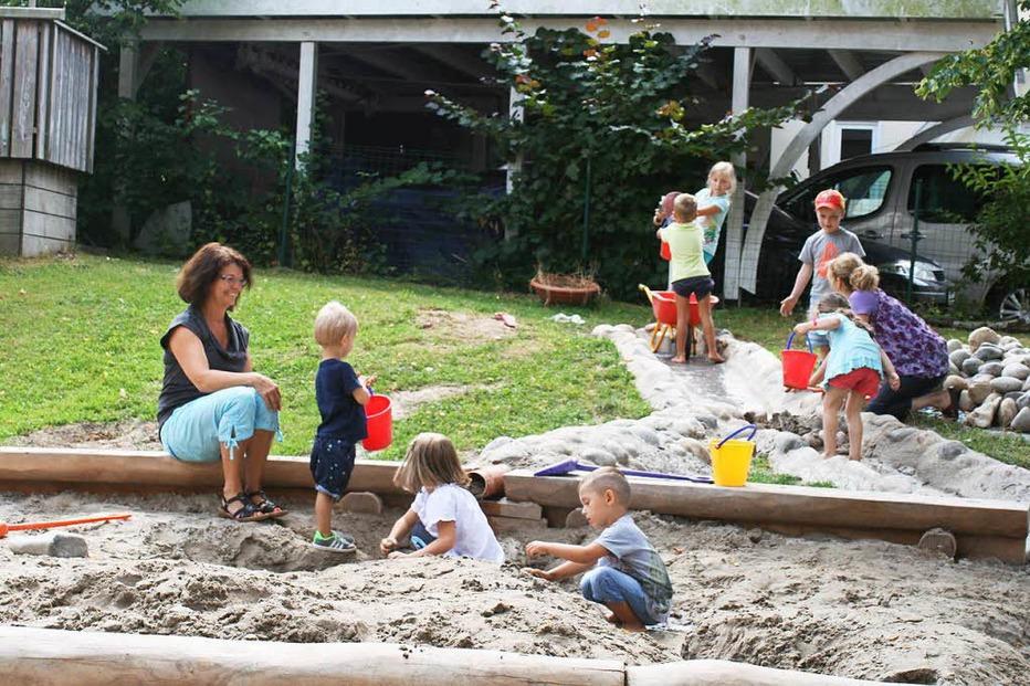 Ev. Kindergarten Storchennest (Holzen) - Kandern