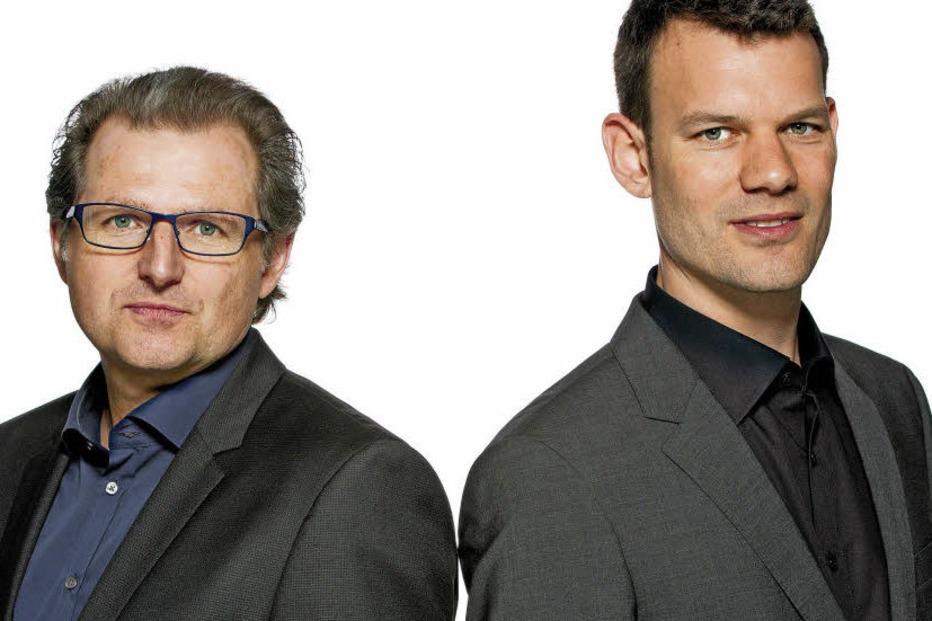 Johannes Mössinger und Thomas Lähns im Schützen - Badische Zeitung TICKET