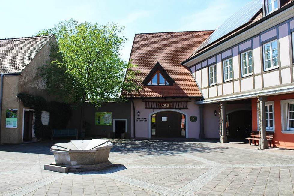 Rathausplatz - Ihringen