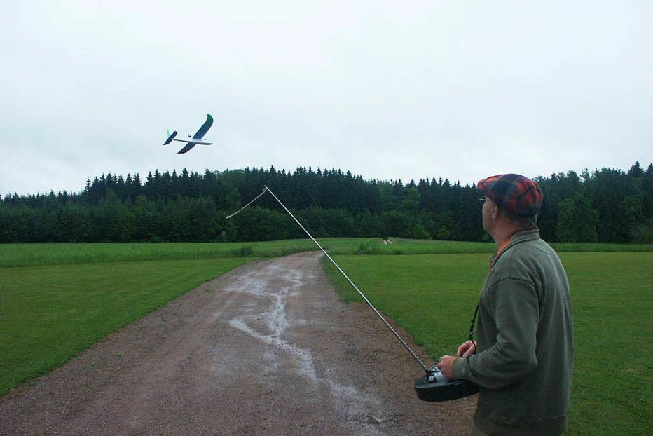 Modellflugplatz - Schopfheim