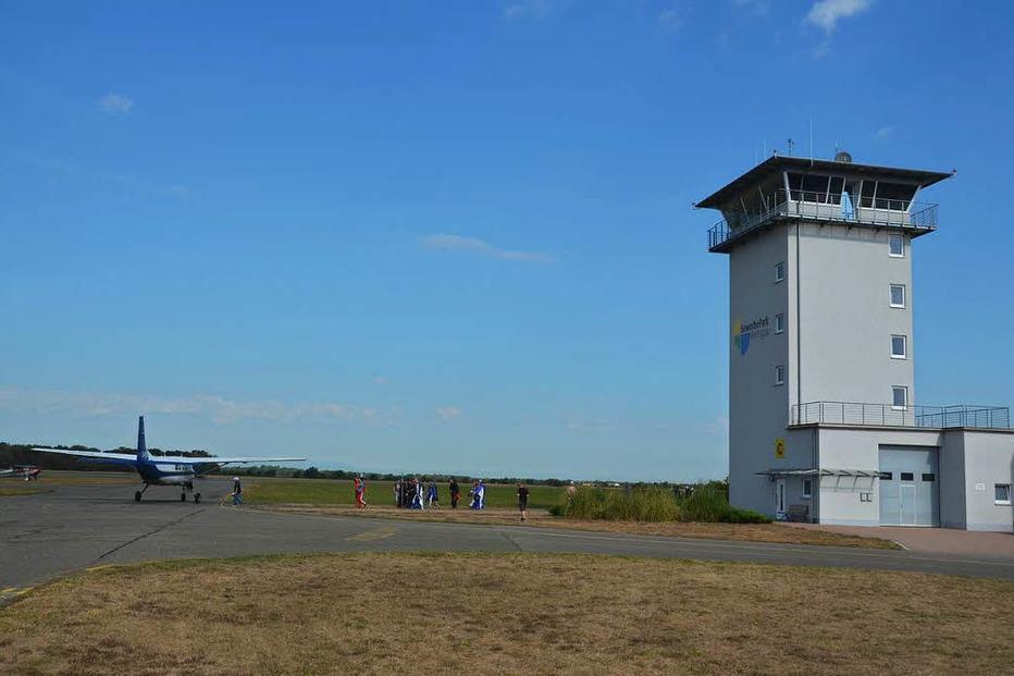 Flugplatz Bremgarten - Eschbach
