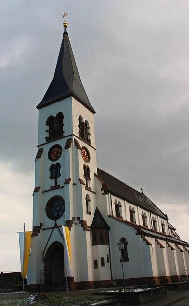 Kath. Kirche St. Agnes - Eschbach