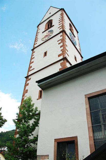 Ev. Kirche (Grenzach) - Grenzach-Wyhlen