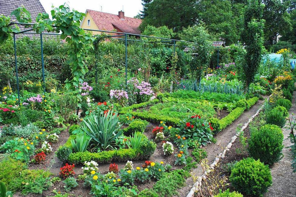 Kleingartenanlage - Merzhausen