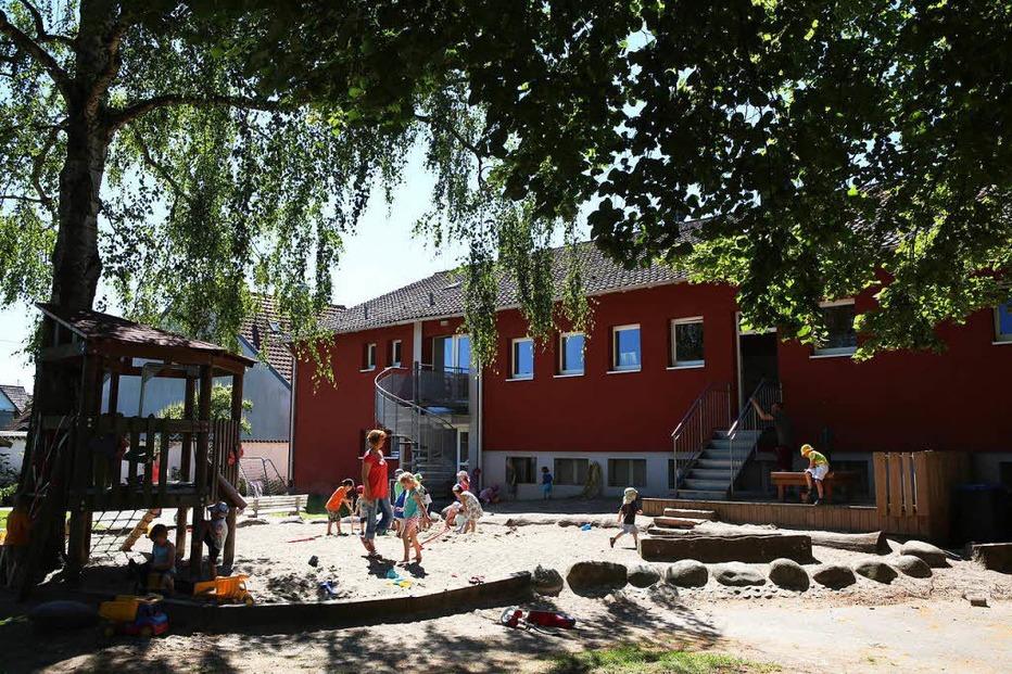 Ev. Oberau-Kindergarten (Nonnenweier) - Schwanau