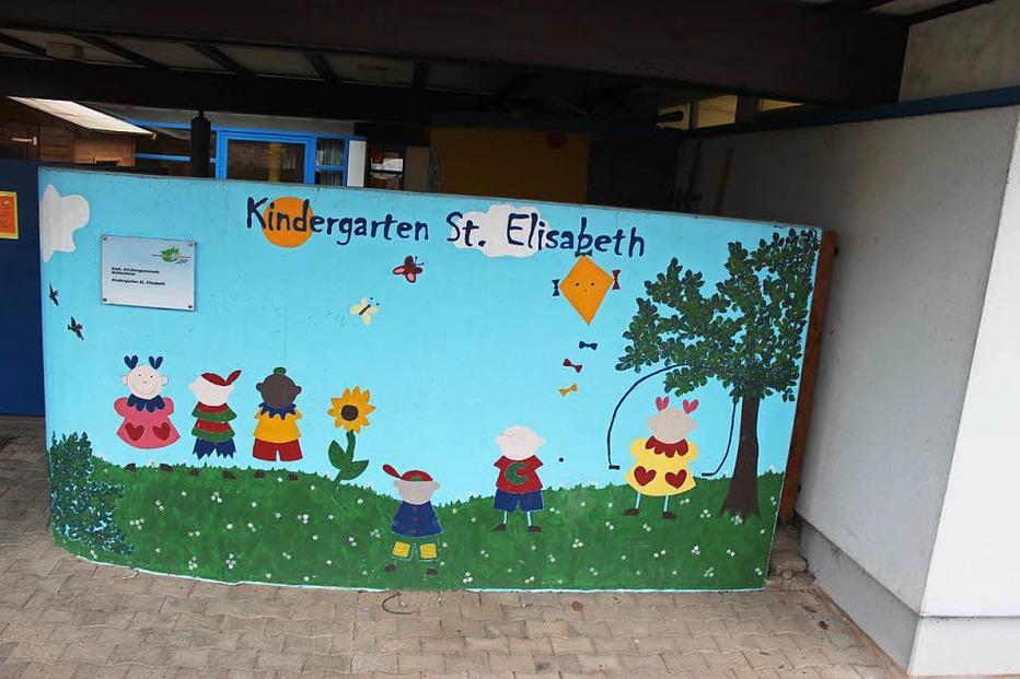 Kath. Kindergarten St. Elisabeth - Gottenheim