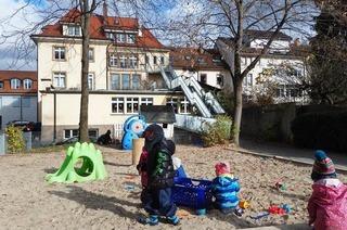 Kinderland des Familienzentrums