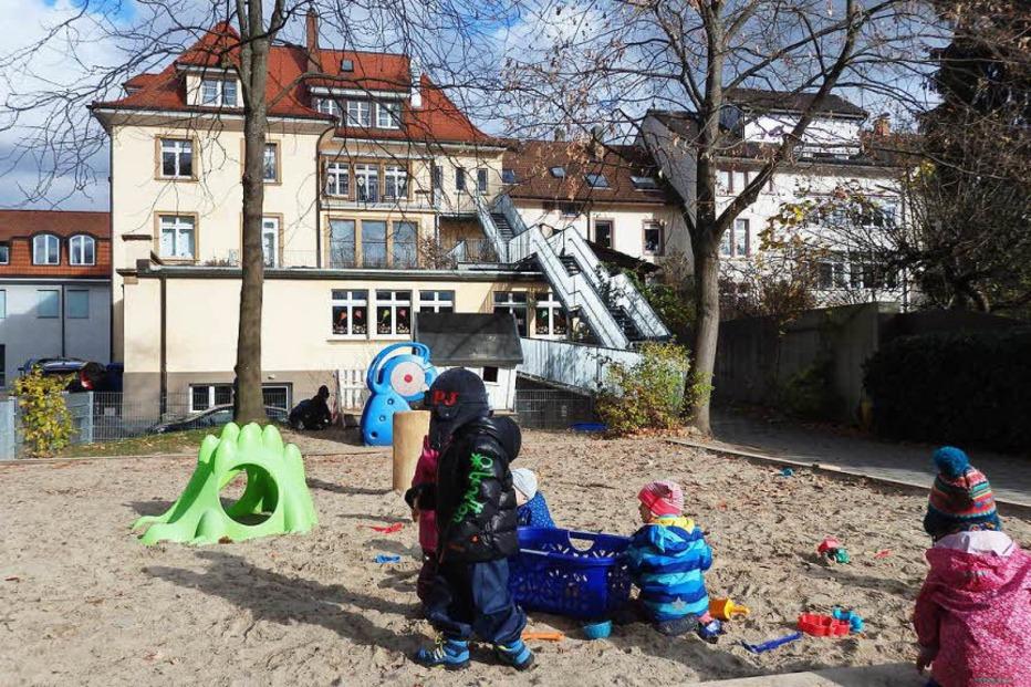 Kinderland des Familienzentrums - L�rrach