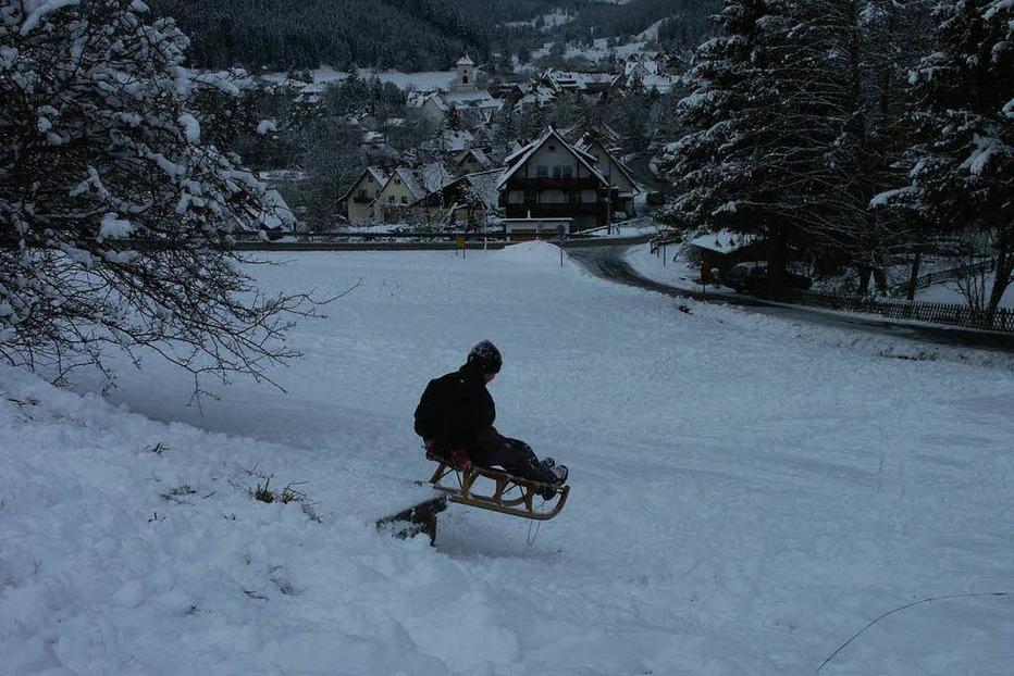 Auf dem Strohberg - Lenzkirch