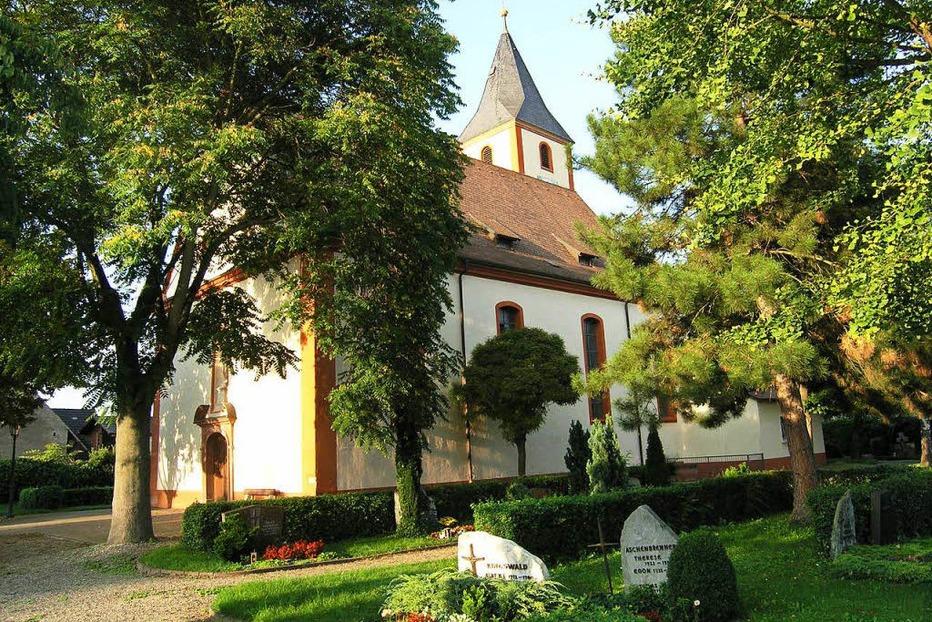 Kath. Kirche St. Martin - Sasbach