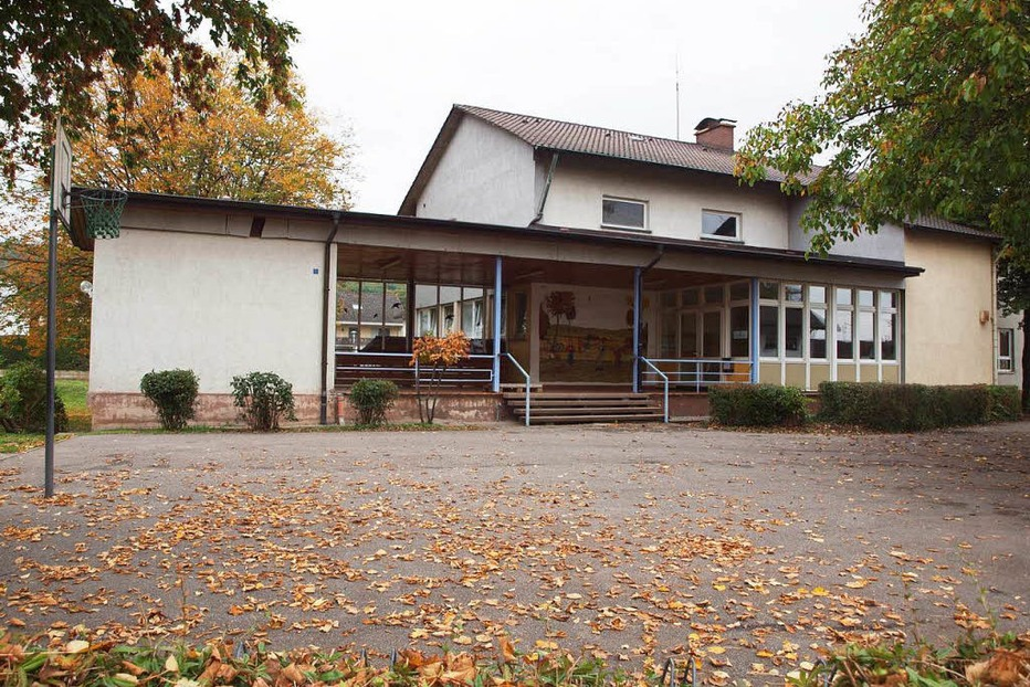 Schule Jechtingen - Sasbach