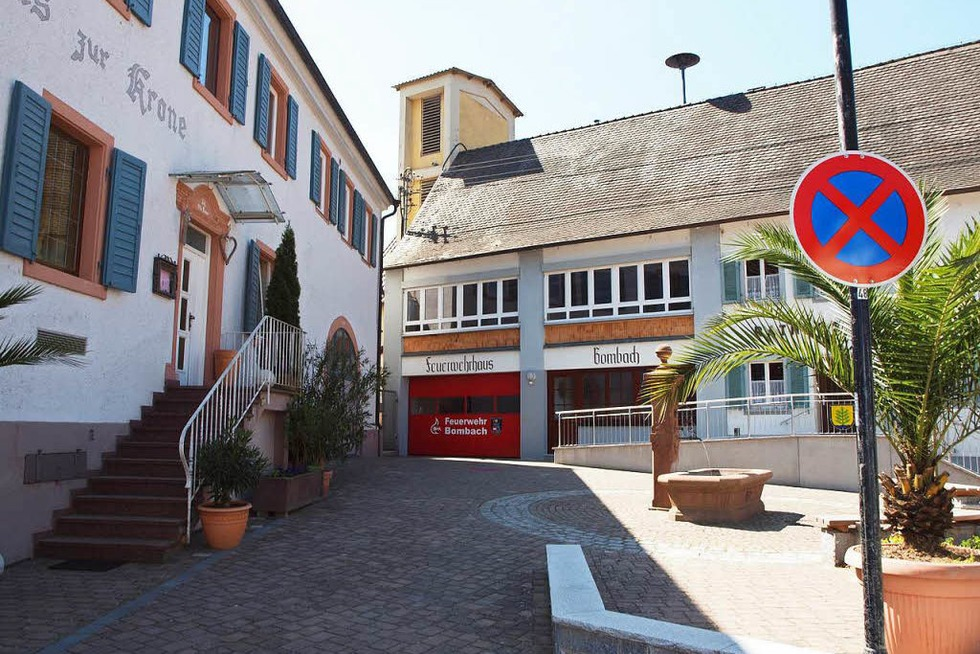 Rathaus Bombach - Kenzingen