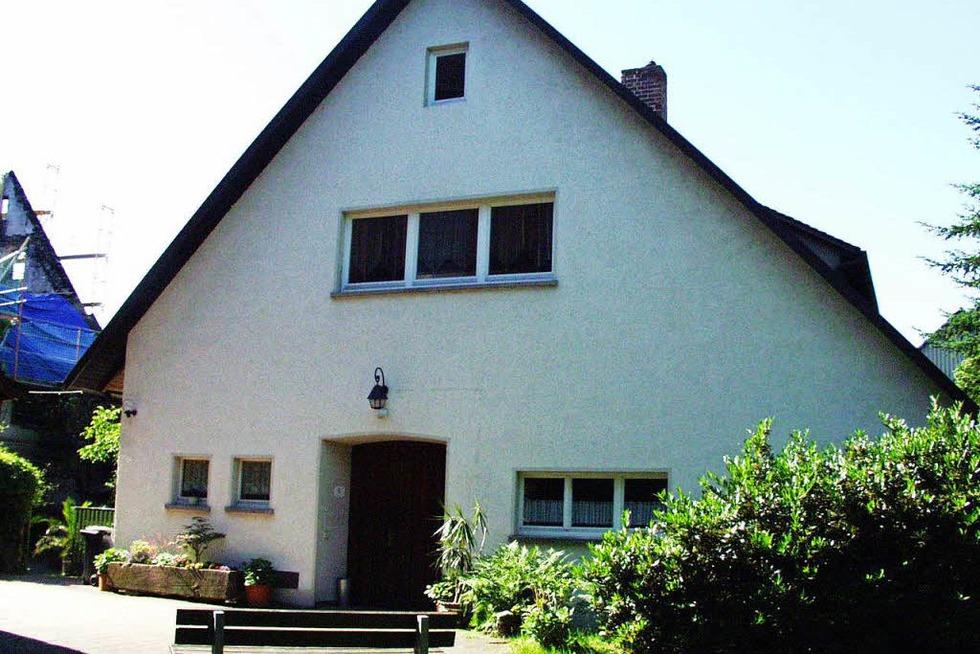 Ev. Gemeindehaus (Köndringen) - Teningen