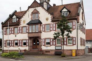 Rathaus Nonnenweier