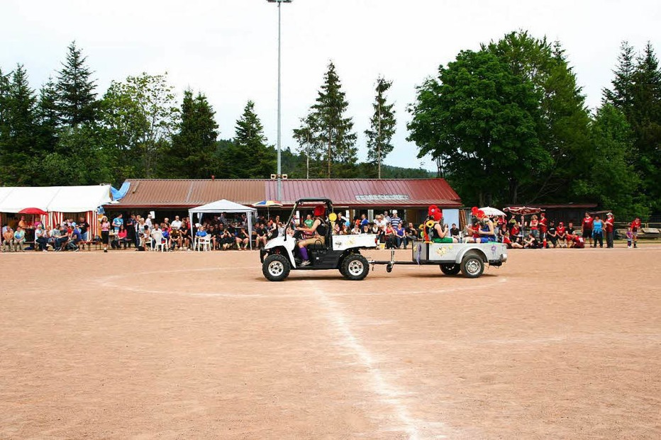 Sportplatz Waldmatt - Häg-Ehrsberg