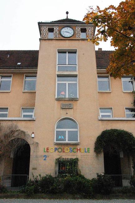 Leopoldschule - Weil am Rhein