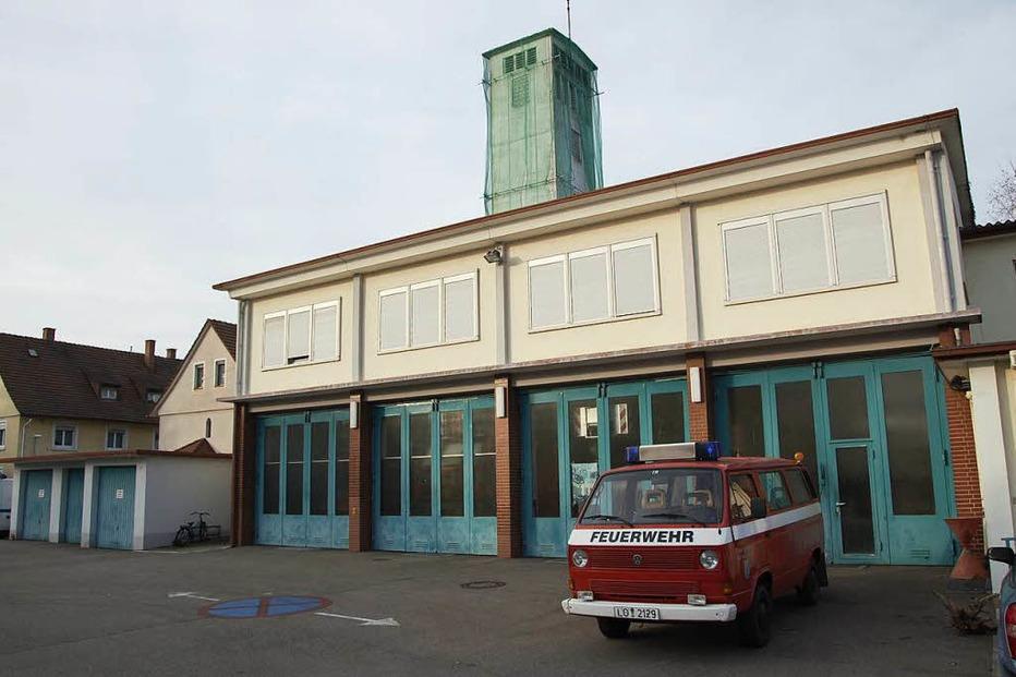 Feuerwehrhaus Leopoldshöhe - Weil am Rhein